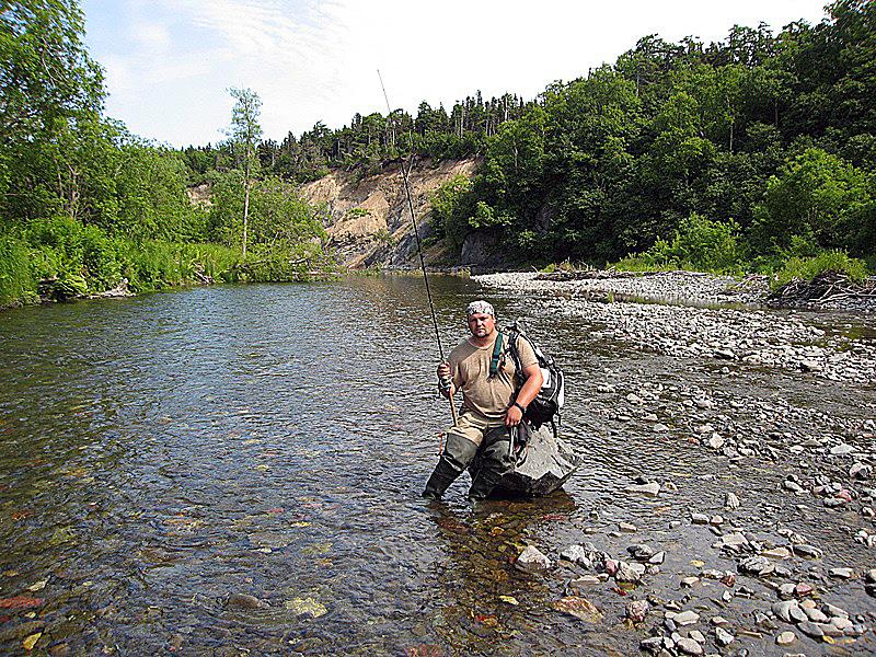 путешествие поездка на рыбалку