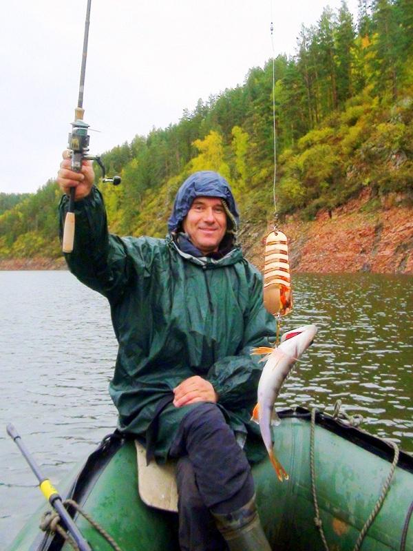 когда ходить на рыбалку