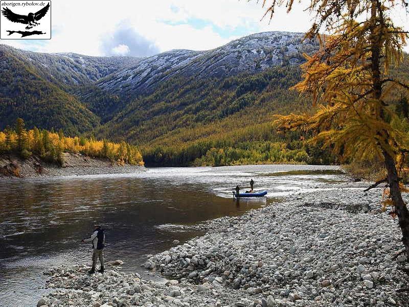 рыбалка на реке мая хабаровского края