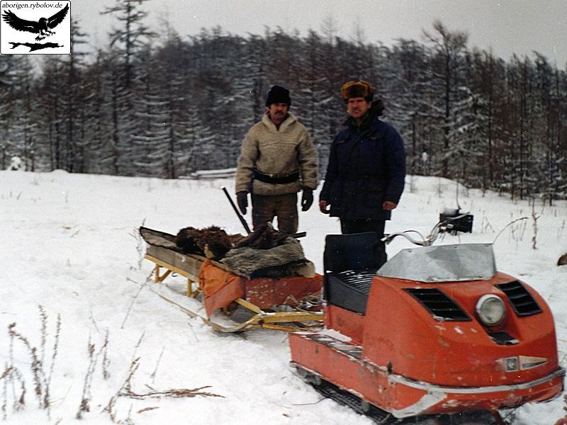 какой снегоход для охоты рыбалки