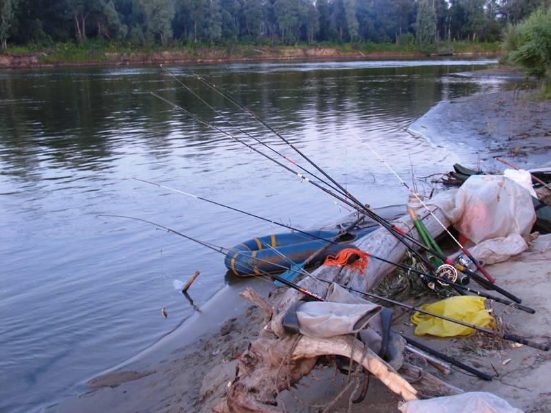 рыбалка ищем место