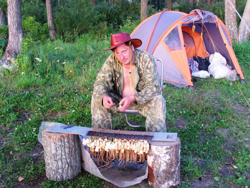Сделать самоловы для рыбалки