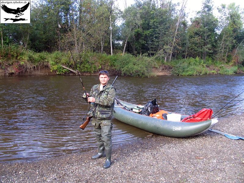 Рыбалка и охота в Нефтеюганске