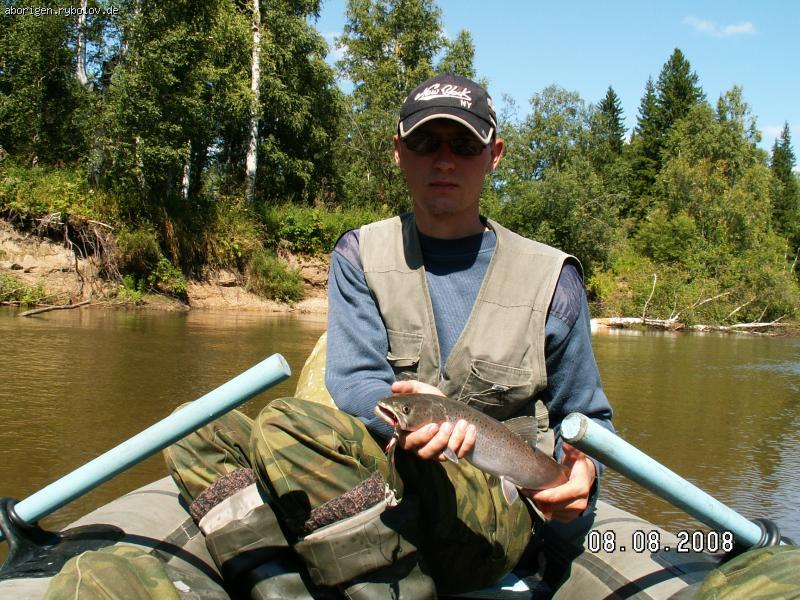 рыбалка в красноярске кемчуг
