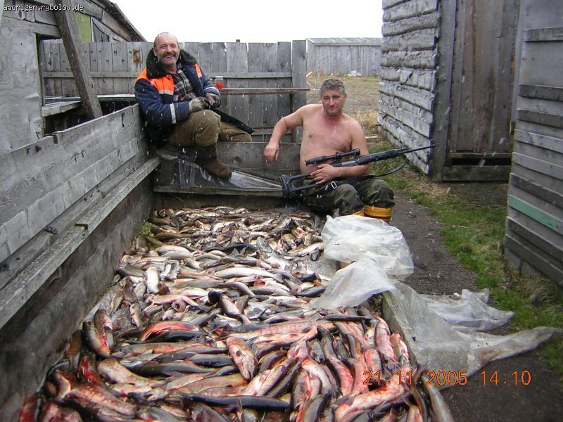 аборигены рыбаки