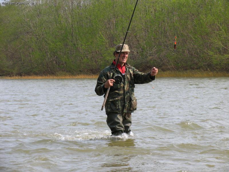 рыбалка на лесогорке
