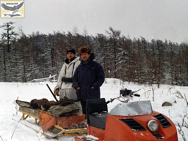 выживание на севере охота и рыбалка