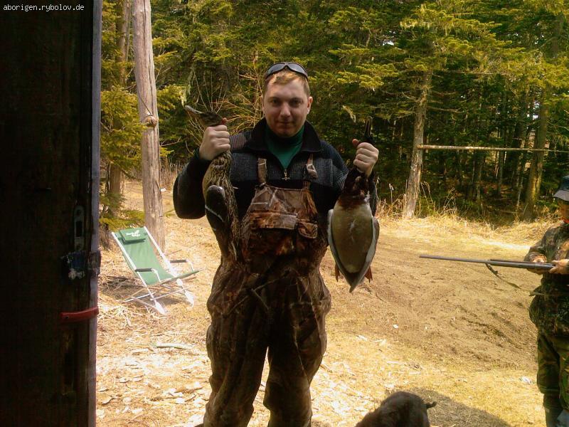 охотник рыболов курган