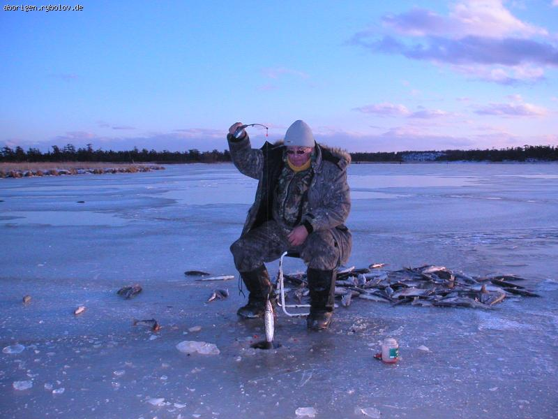 сахалинский рыбак